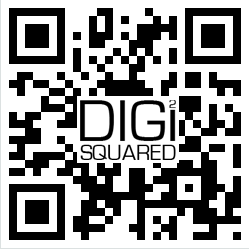 DigiSquared Twitter QR code